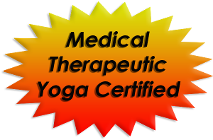 Medical Therapeutic Yoga Certified