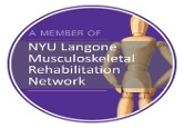 NYU Logo - Physical Therapist